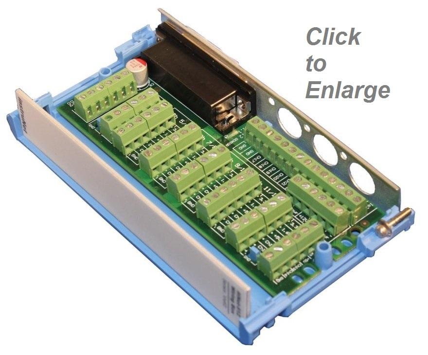iNet-512 instruNet Wiring Box (i512) on